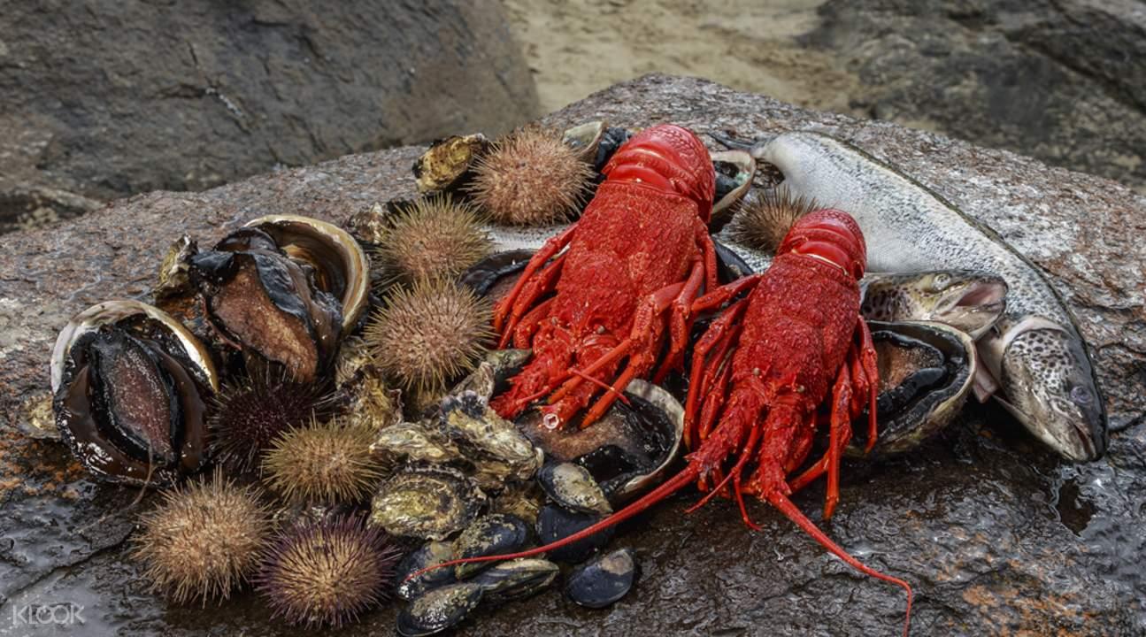 Tasmania seafood