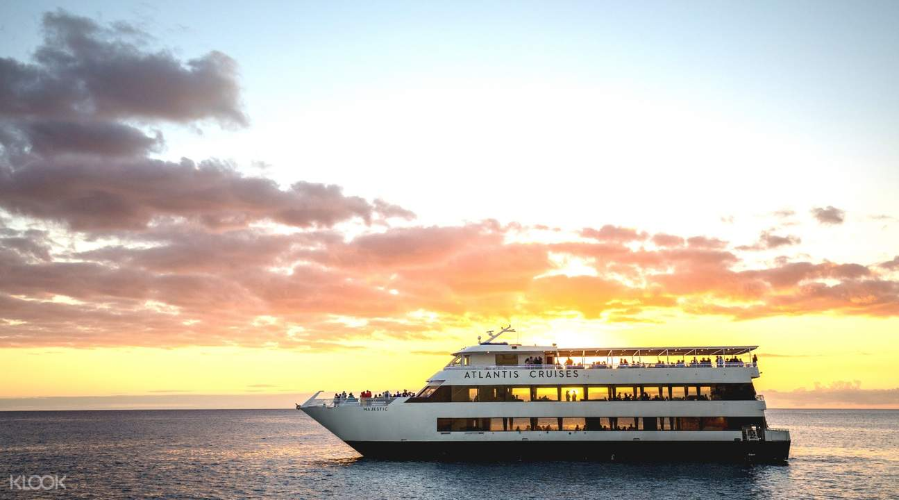 Dinner Cruise on the Atlantis-Majestic with Transfers