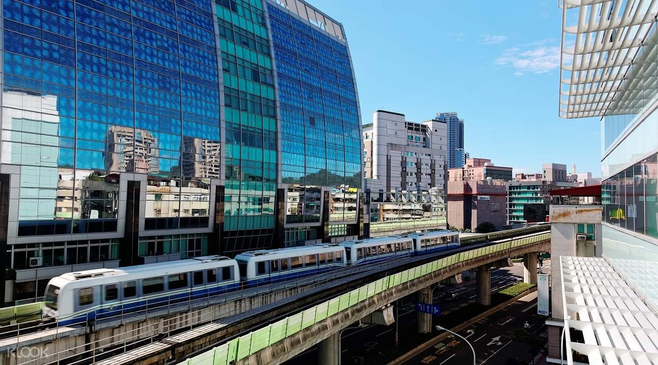 Taipei MRT Metro
