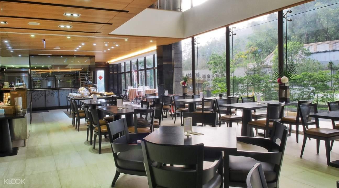 南投日月潭馥麗溫泉大飯店湯屋體驗