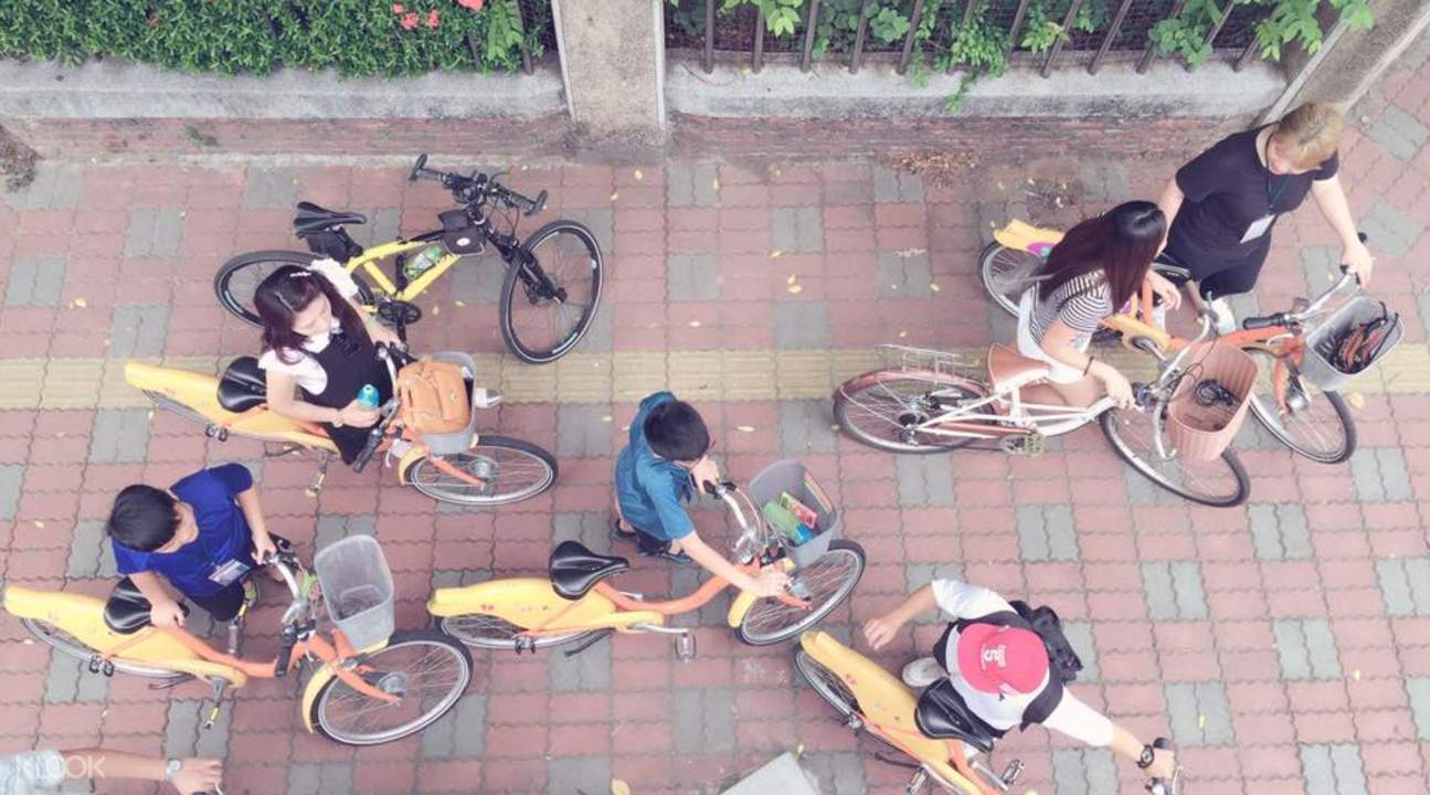 Wisata Sepeda Pasar Lokal