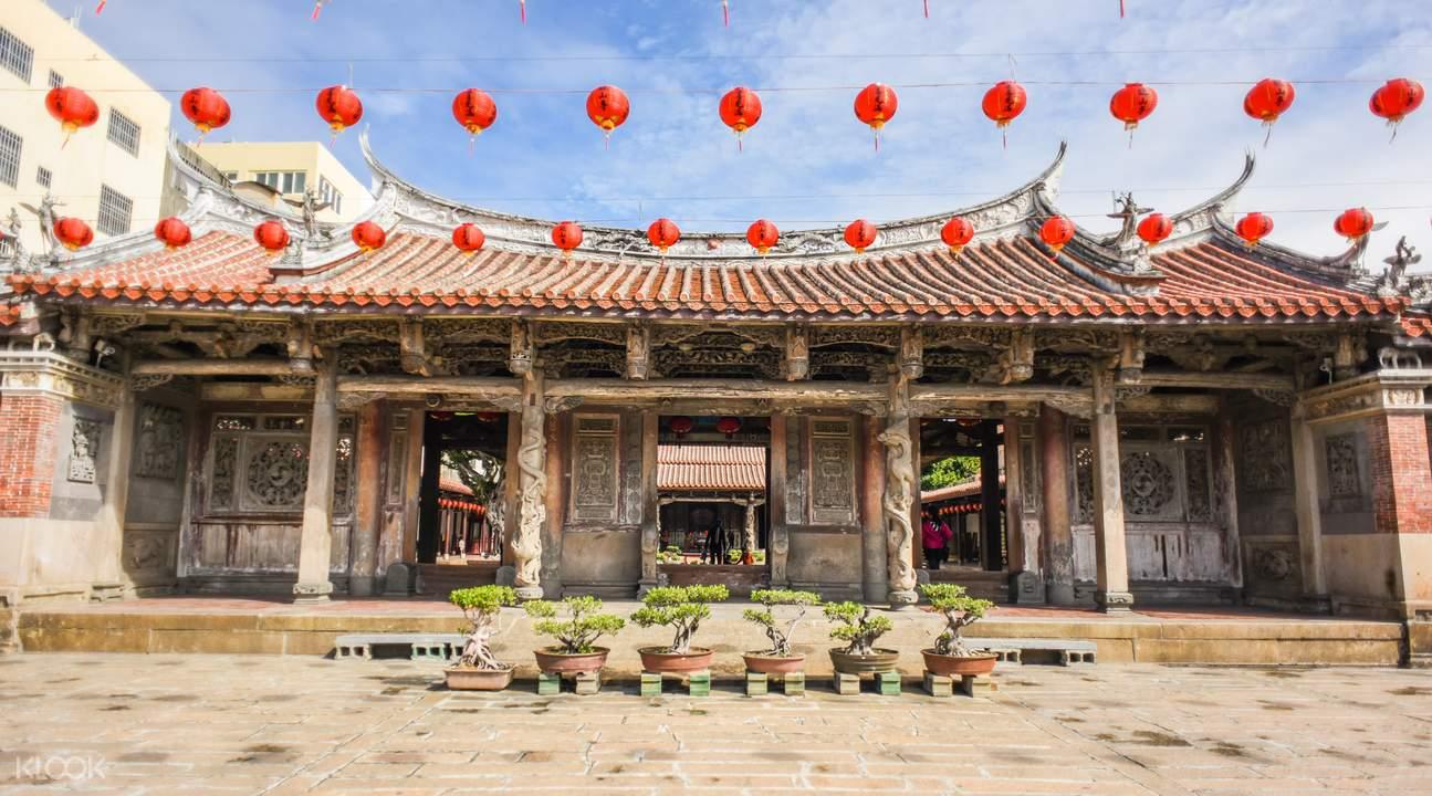 Wisata Budaya Lukang Town