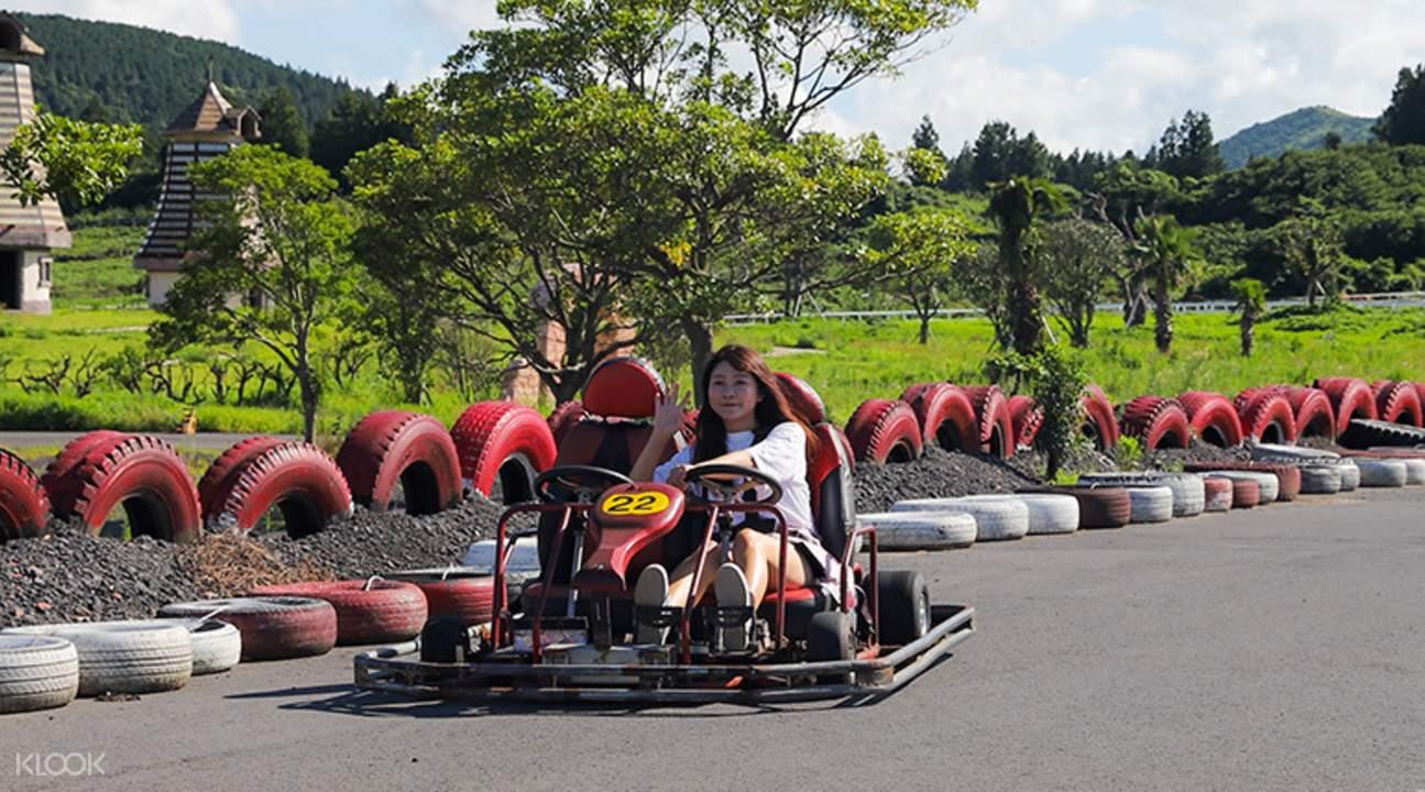 cart racing experience