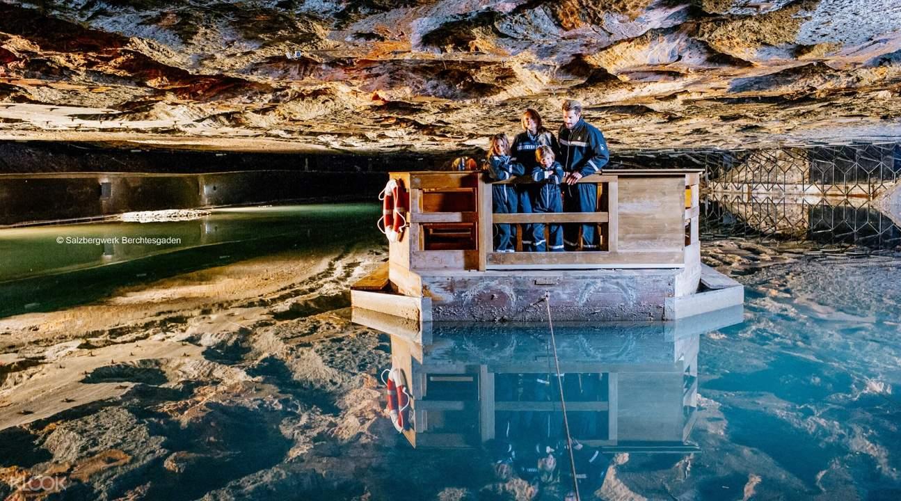 Berchtesgaden salt mine Eagle's Nest and Obersalzberg Day Trip from Munich