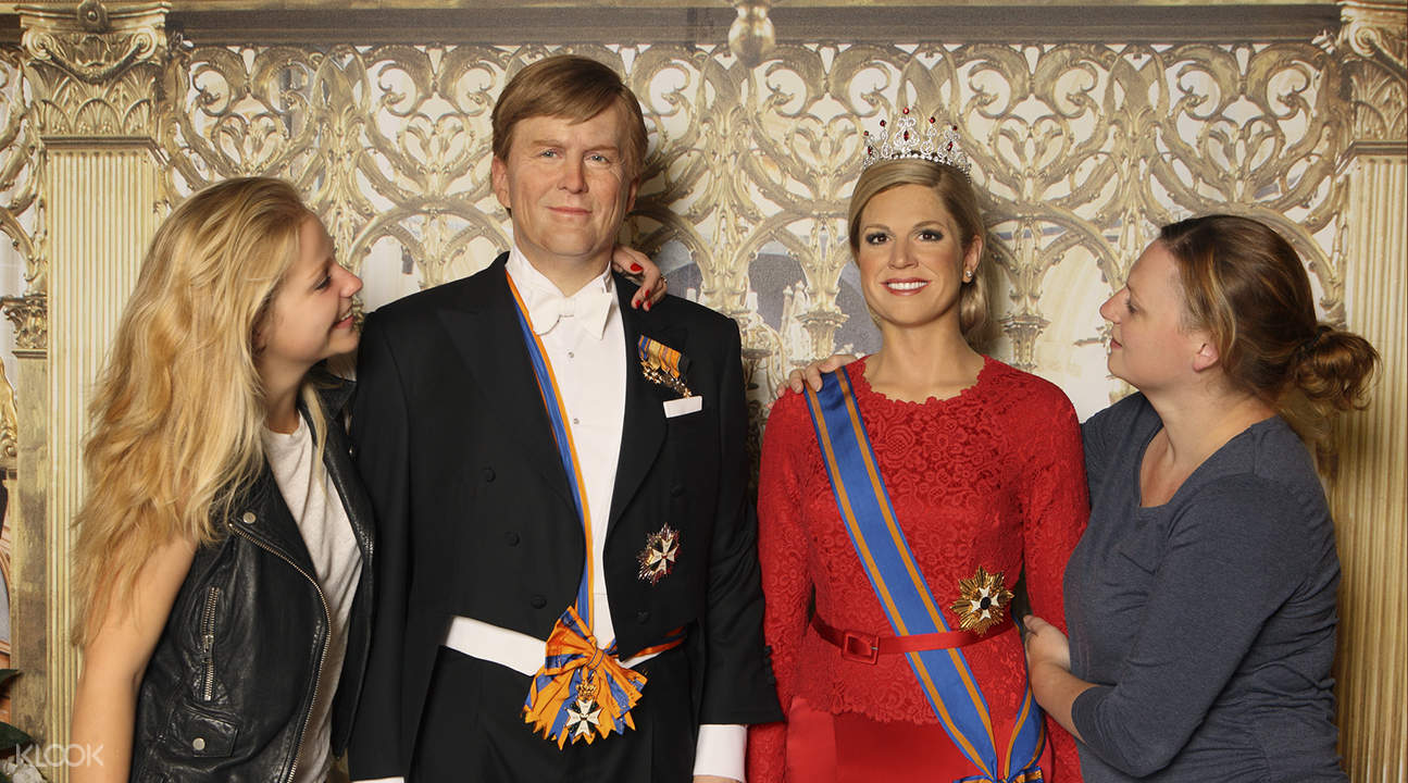 How to book Madame Tussaud's Amsterdam Tickets online