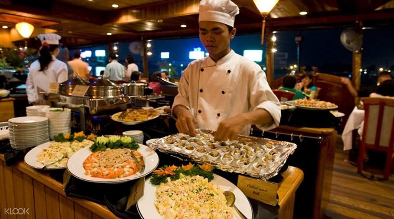 vietnamese set dinner