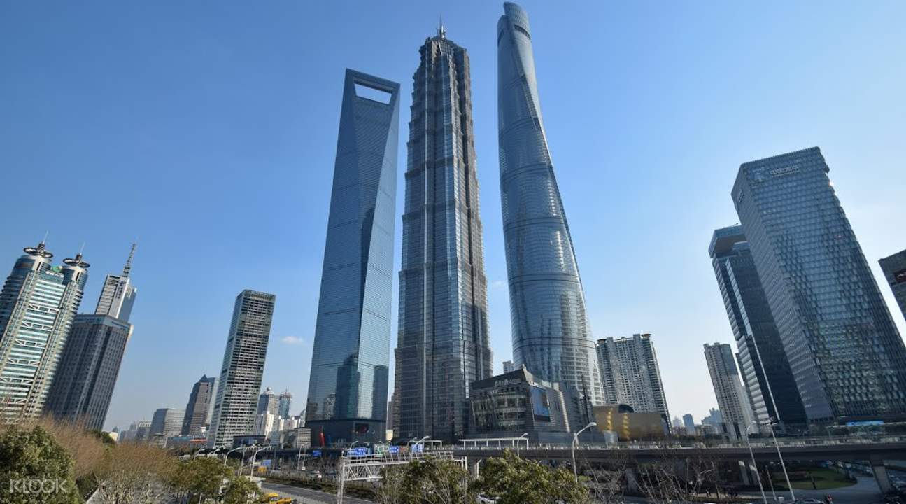 Jin Mao Tower 88th floor viewing deck entrance tickets