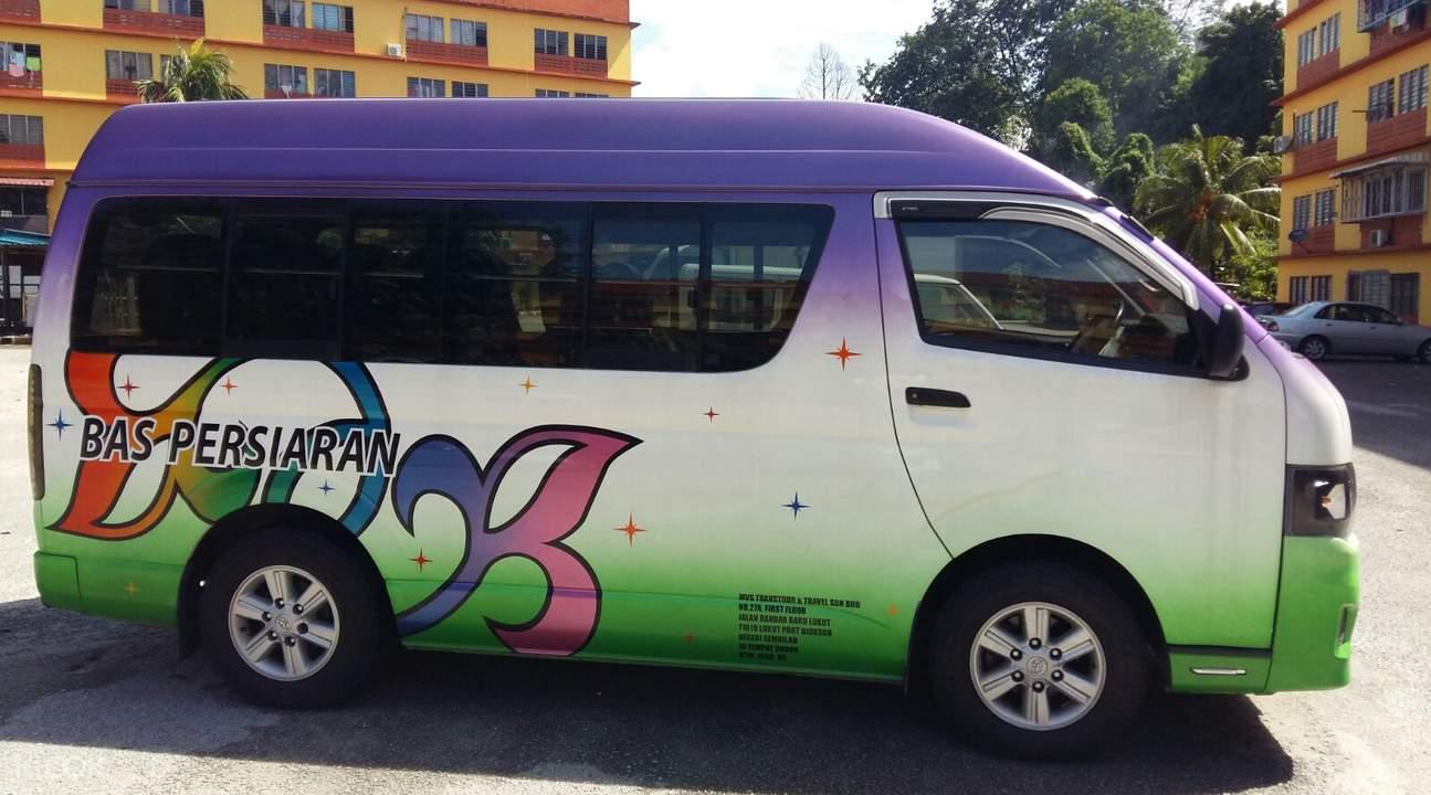 intercity transfer from kuala lumpur to west malaysia