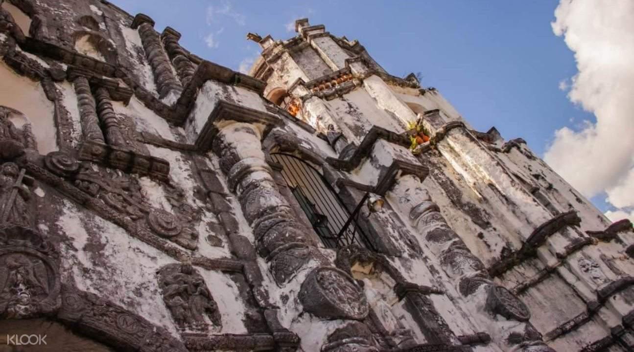Walls of Cagsawa Ruins