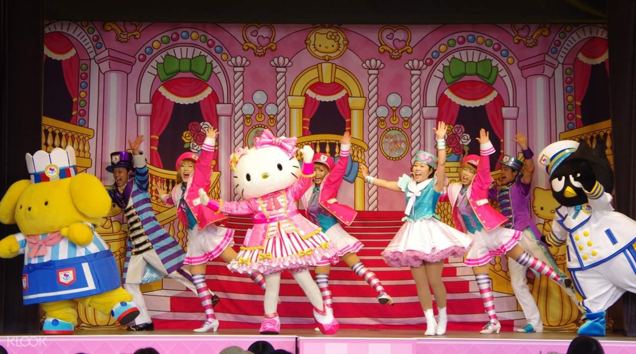 日本HelloKitty和谐乐园