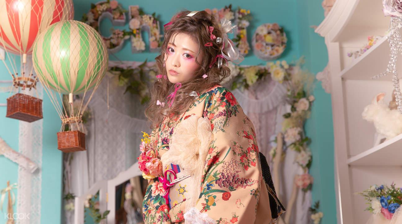 Studio Esperanto's Kokohime kimono