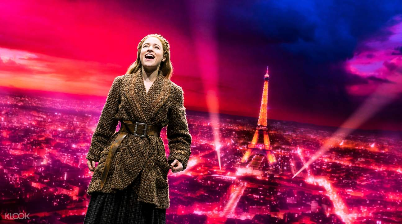 Anastasia Broadway Show Christy Altomare