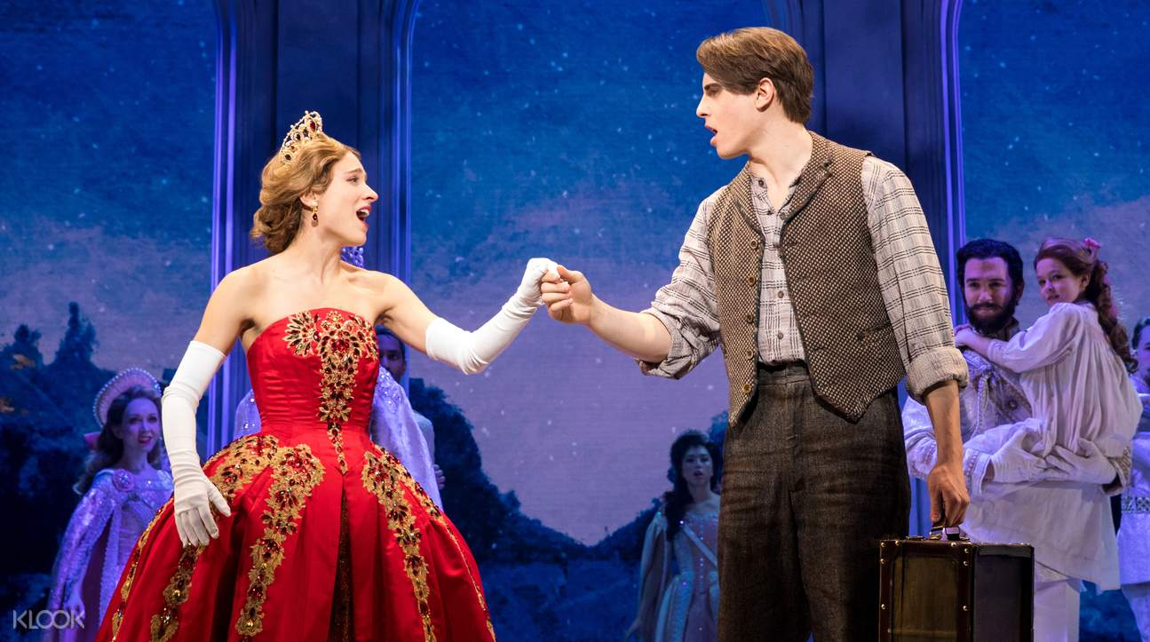 Anastasia Broadway Show