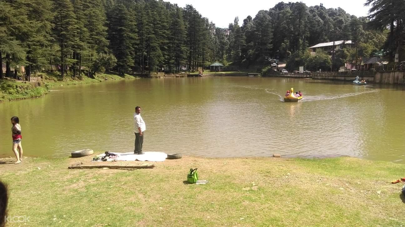 達爾湖 Dal Lake