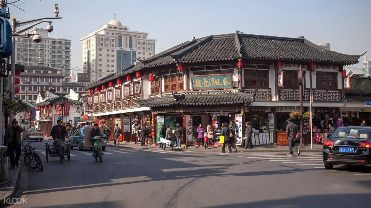 shanghai half day bike tour
