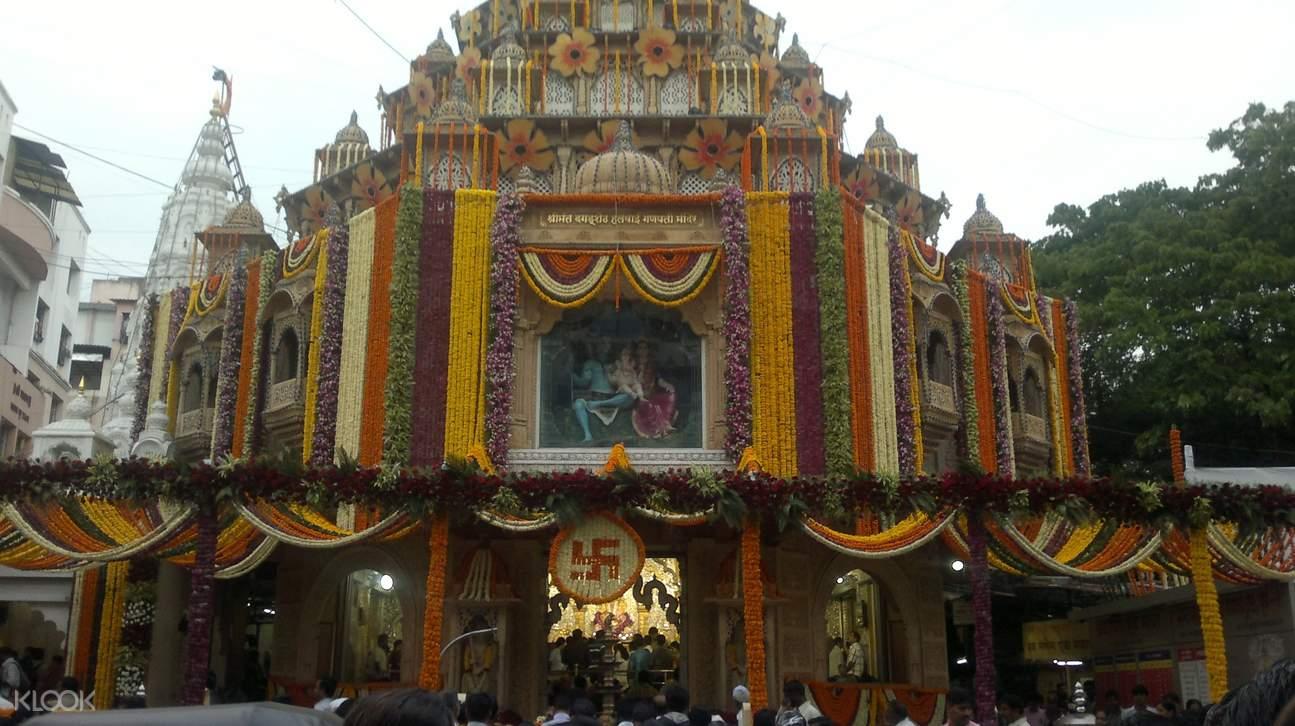 Dagdusheth Halwai Temple