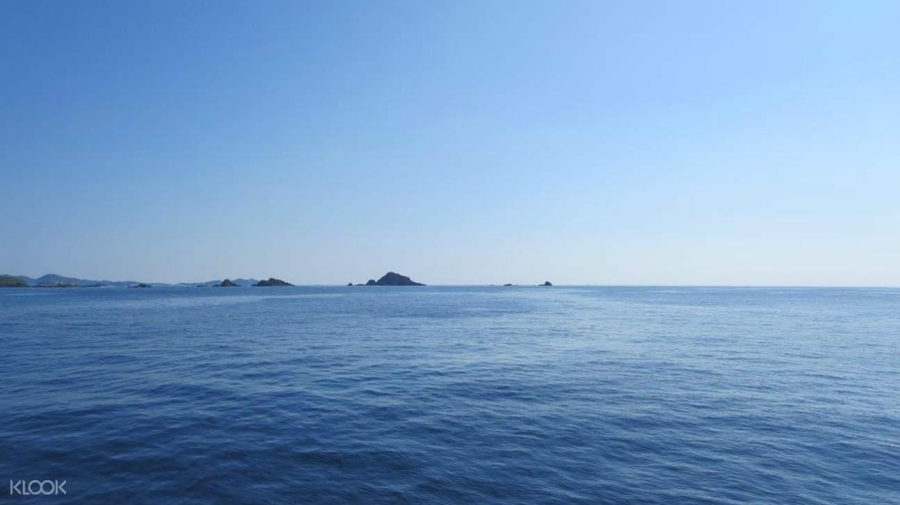 private cruise tonaki okinawa