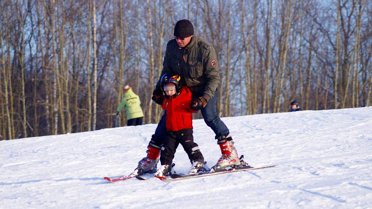 phoenix park ski resort transfer service