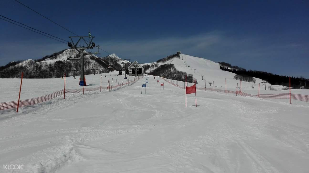 lift in ski resort