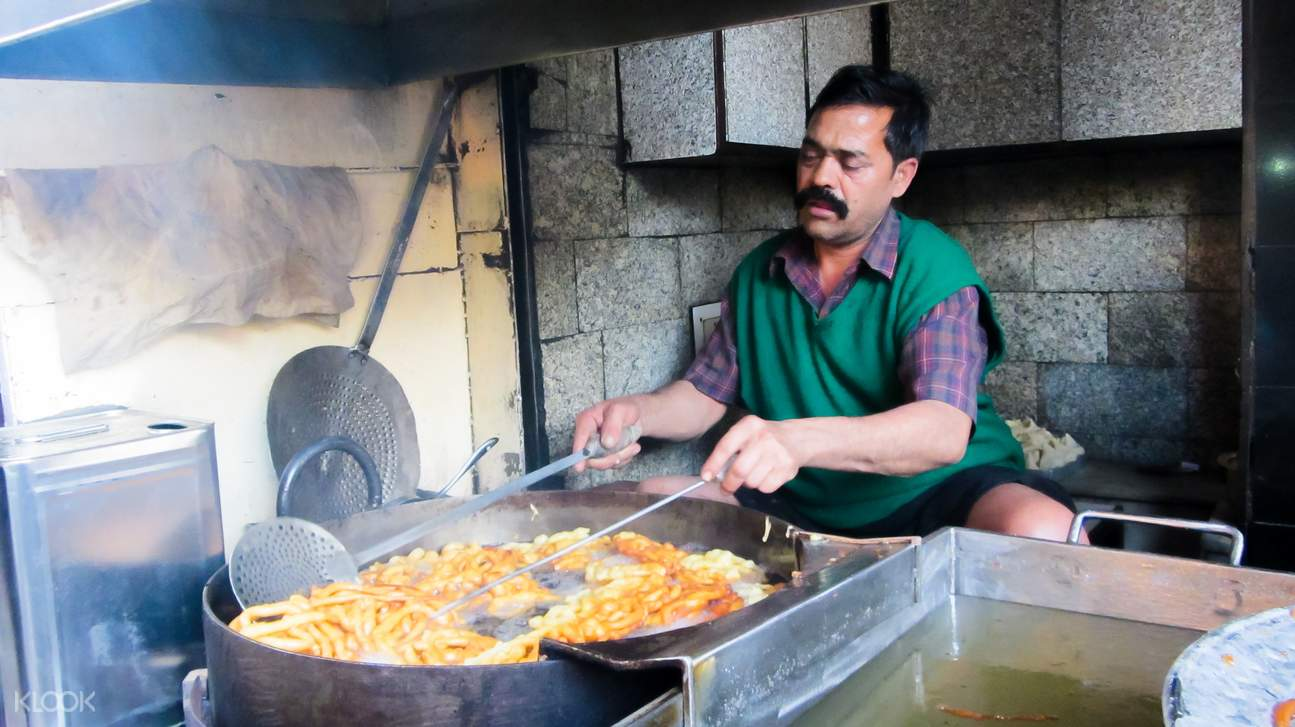 Indian food tours