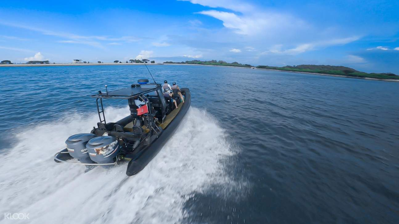 High speed and ability to cope with challenging conditions