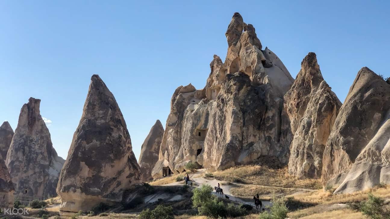 horseback riding cappadocia