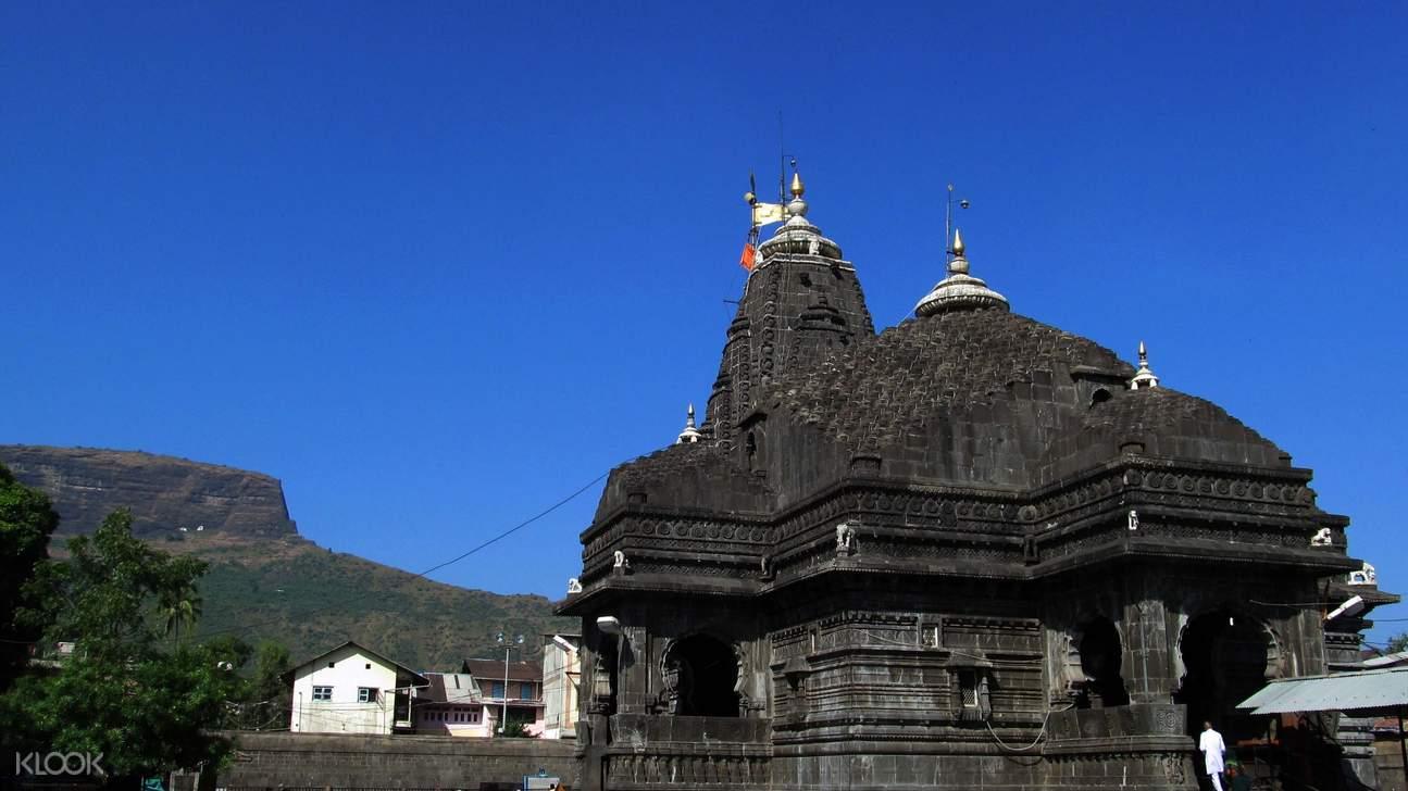Trimbakeshwar Shiva寺廟
