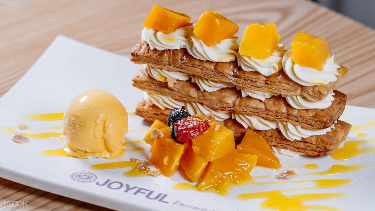 香港 铜锣湾 Joyful Dessert House