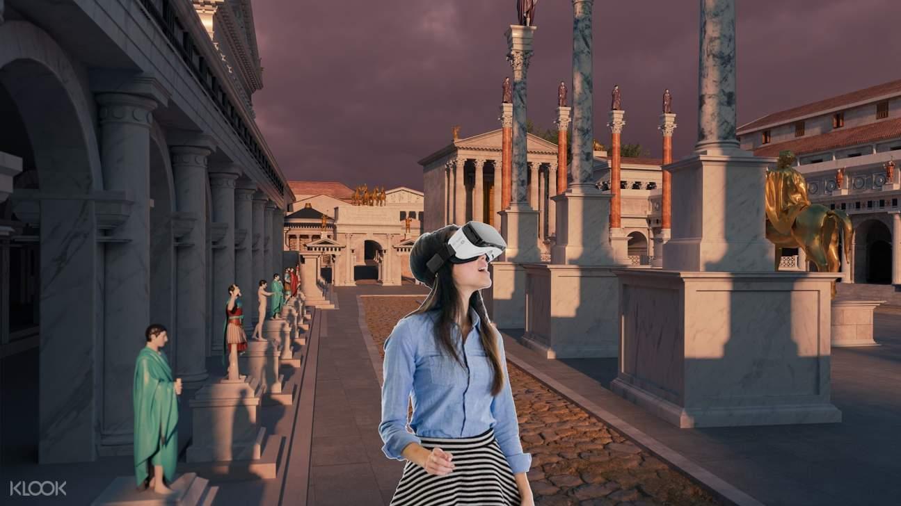 piazza navona virtual reality
