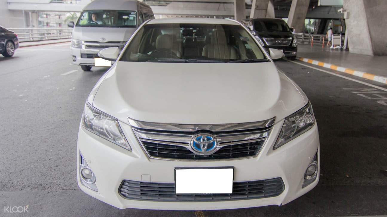private car bangkok car charter