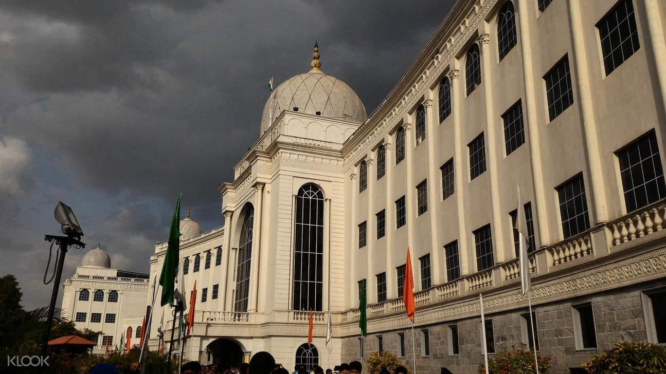 印度 海德拉巴 萨拉加格博物馆 & 尼扎姆博物馆 一日导览
