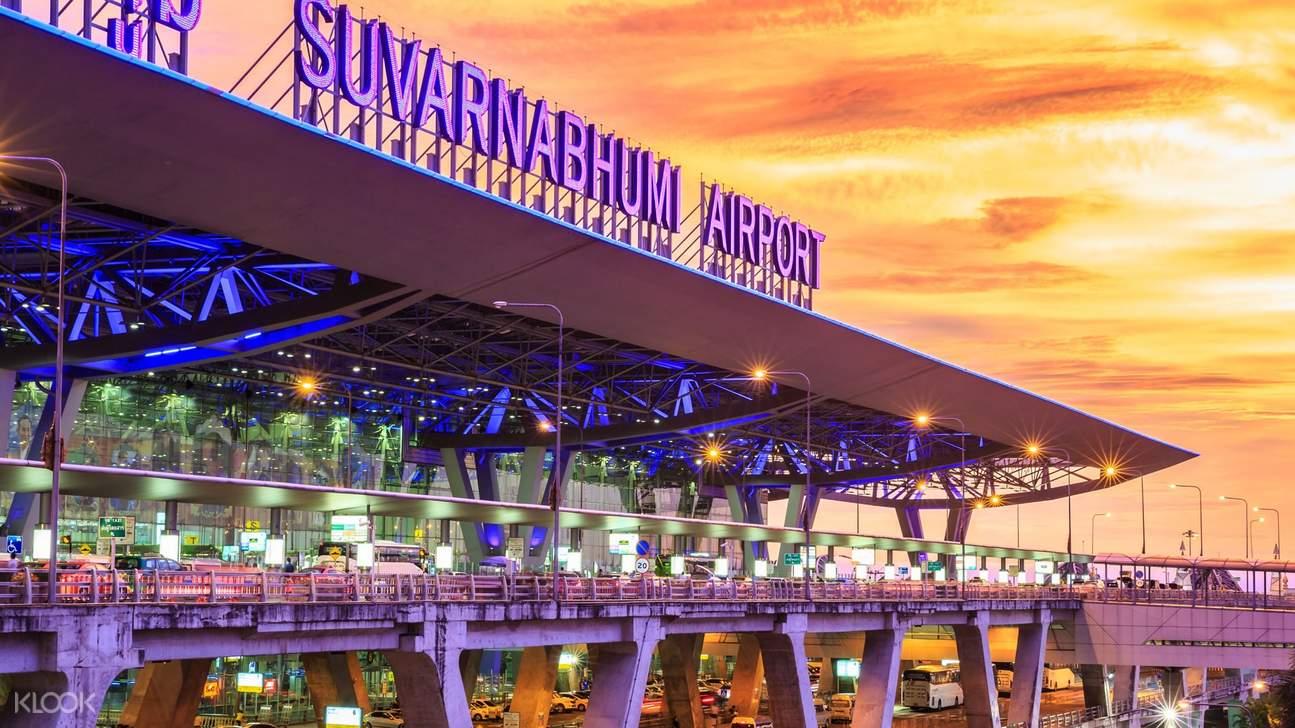 曼谷素万那普机场至北碧府包车接送