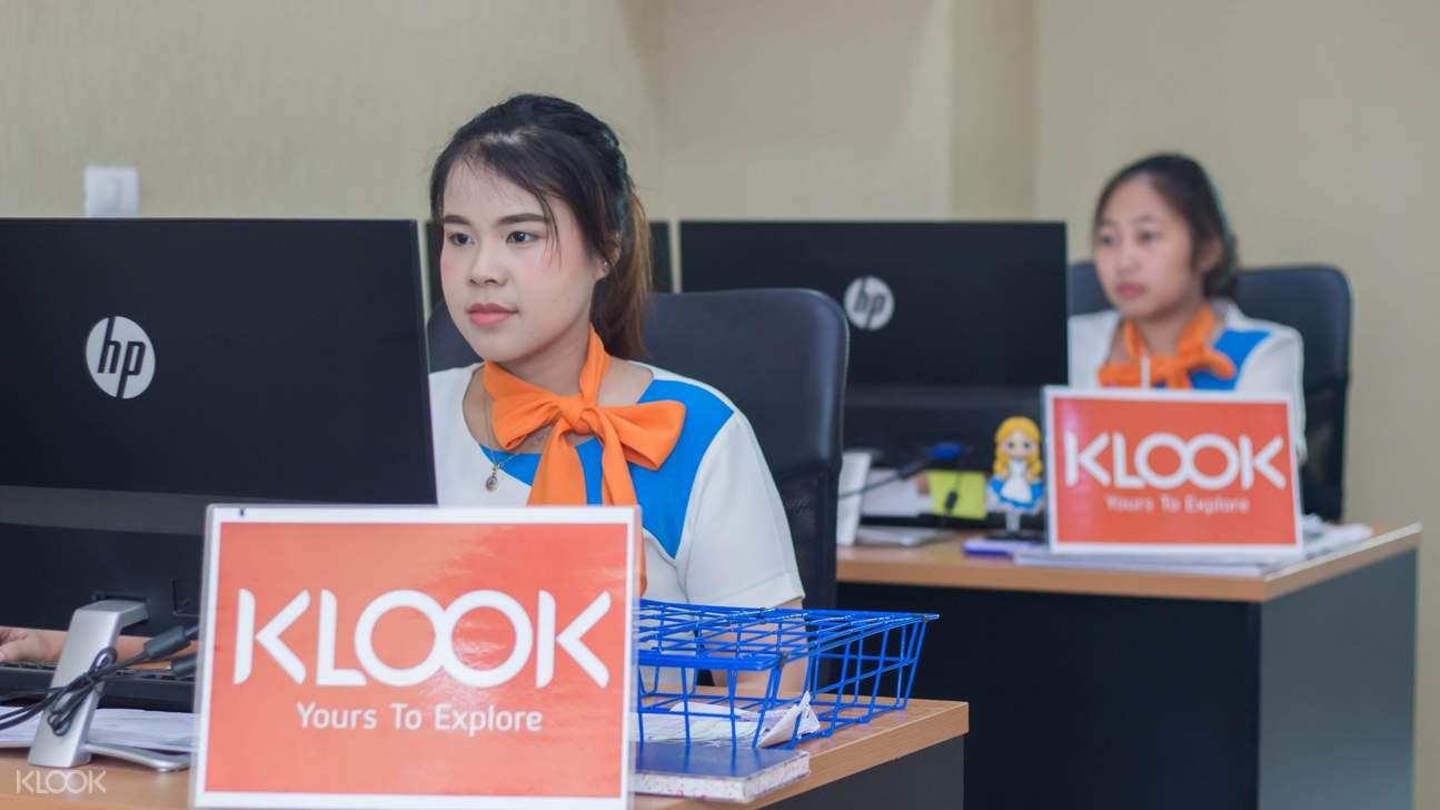 曼谷機場與飯店接送服務 預訂團隊