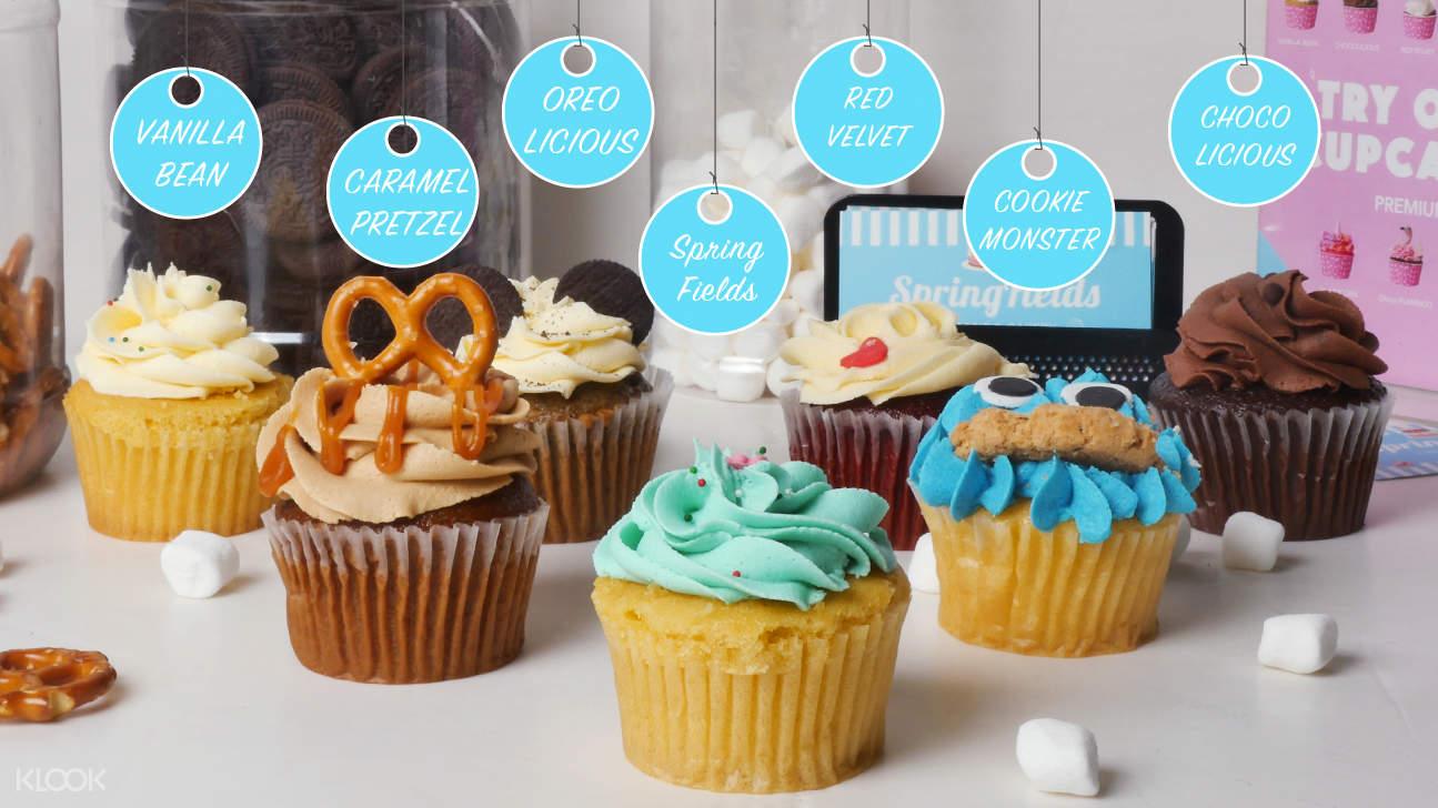 cupcake promos