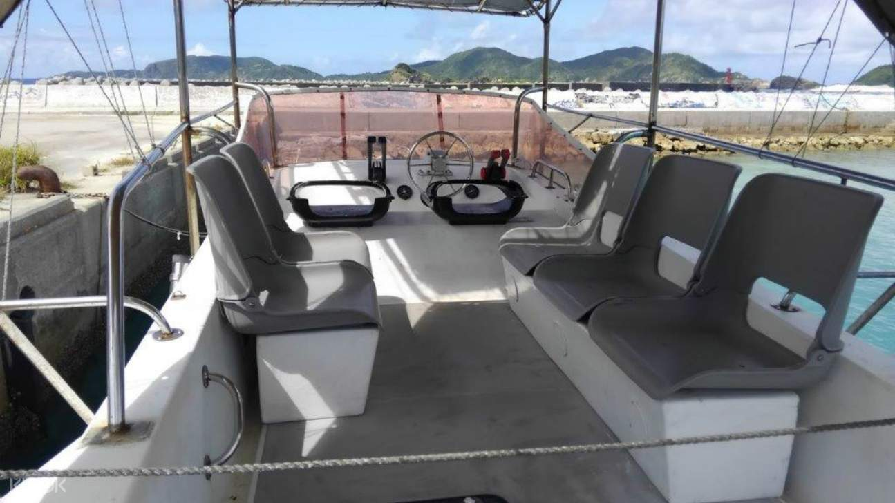 private cruise tonaki island