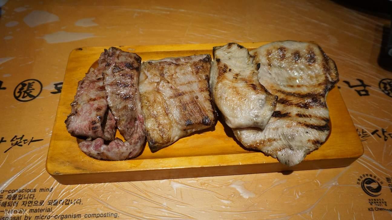 韓國首爾Hanam Pig五花肉