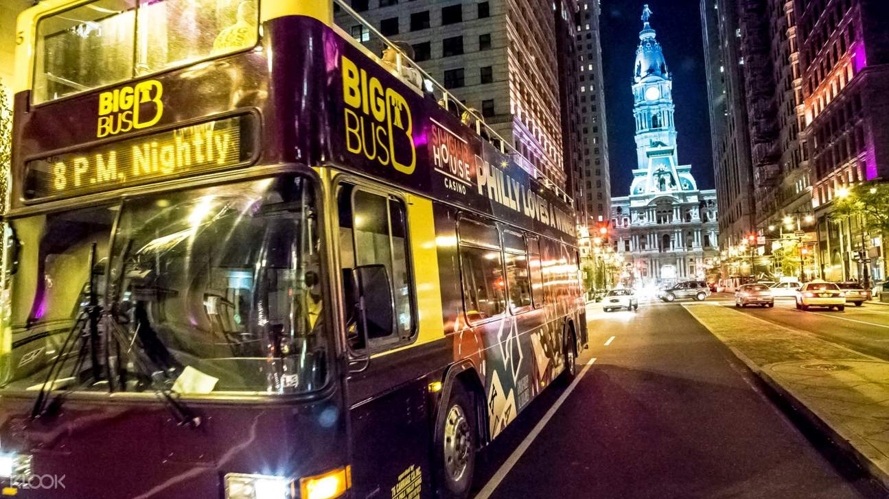 philadelphia big bus tours