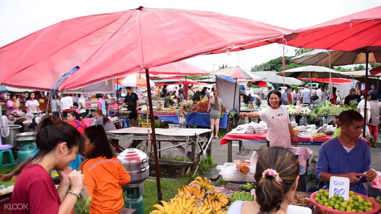 泰國坤西育府旅遊