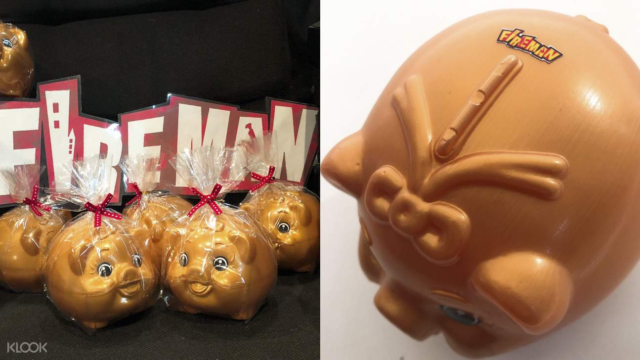 金猪存钱罐