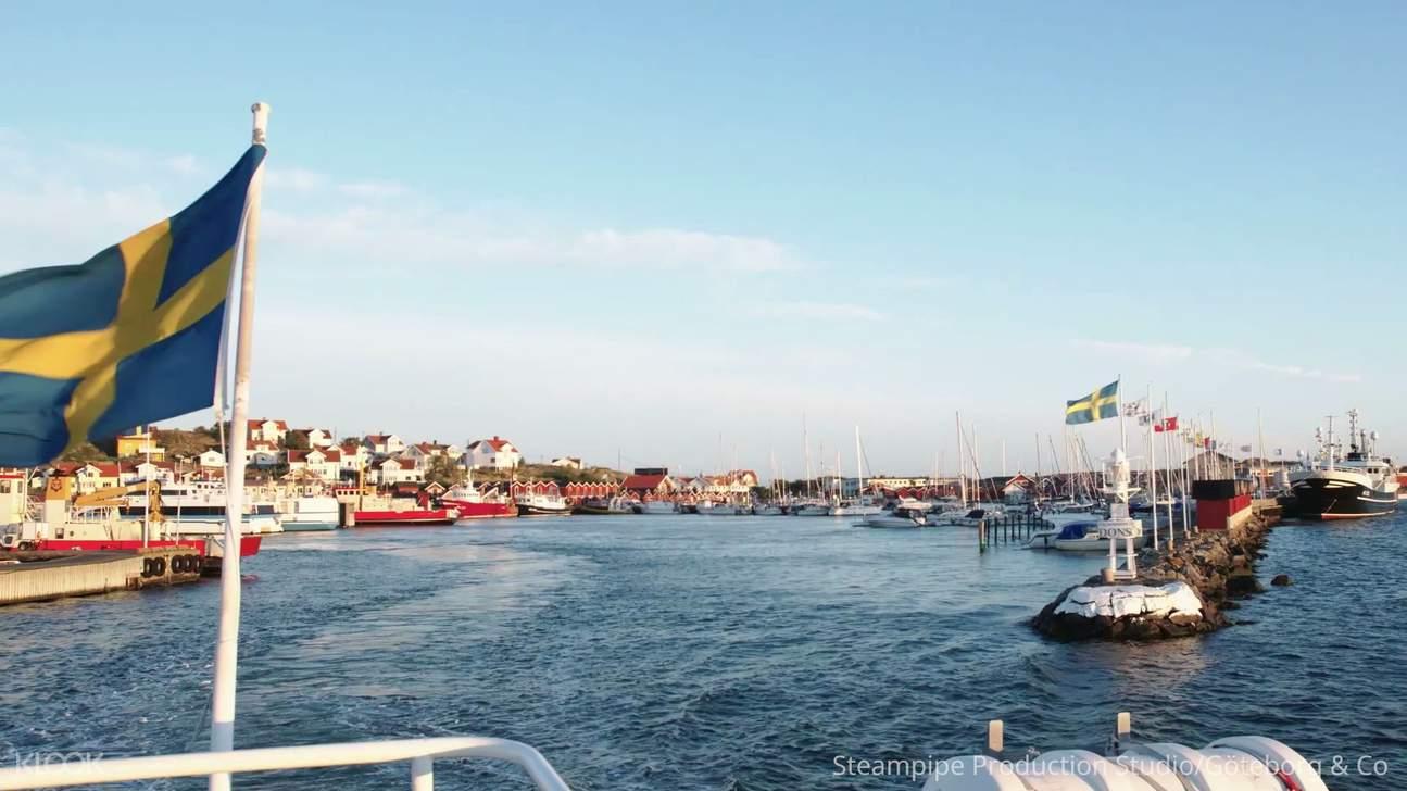 哥德堡游船,哥德堡早午餐,哥德堡游船观光