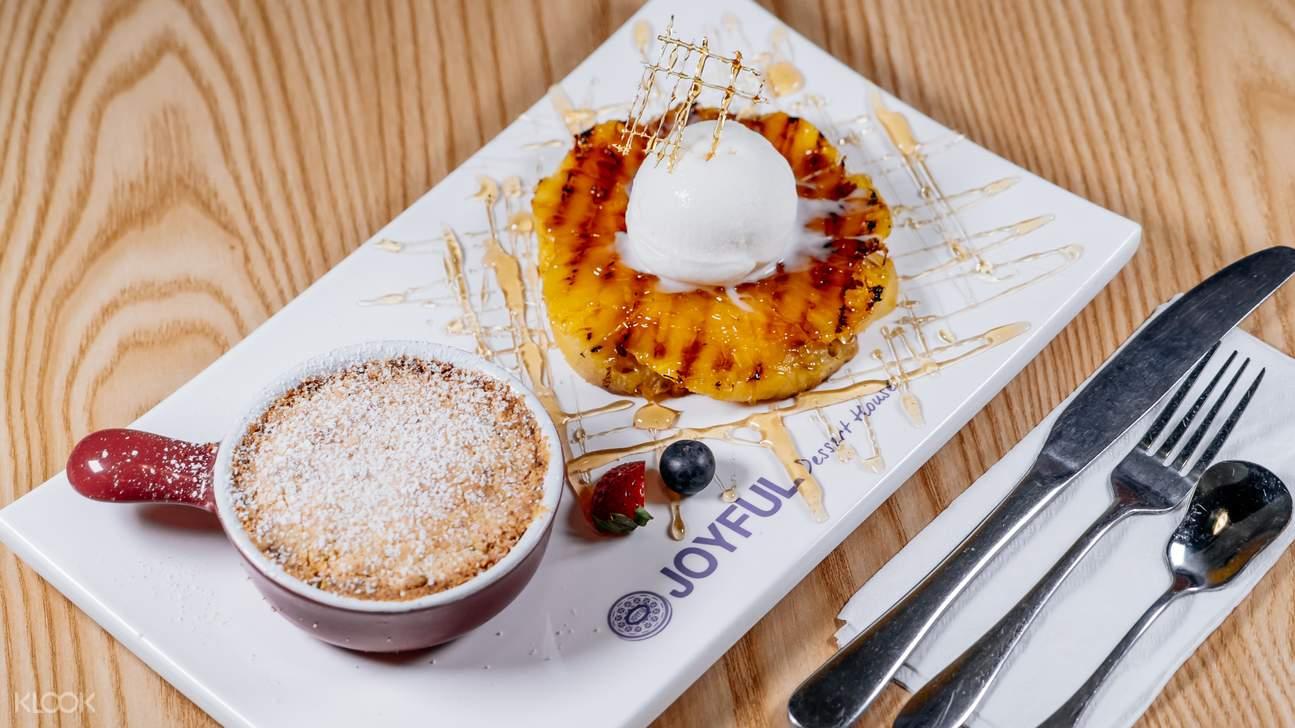 香港銅鑼灣Joyful Dessert House
