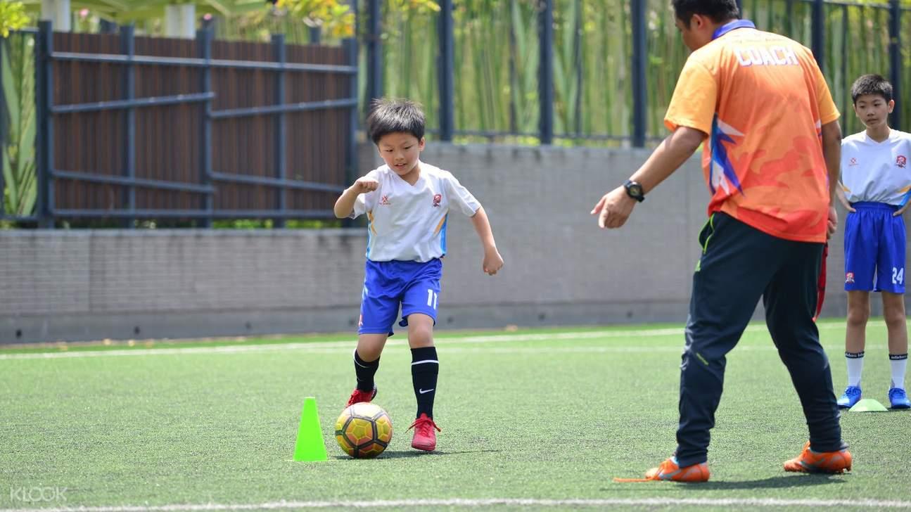 football learning through play hong kong