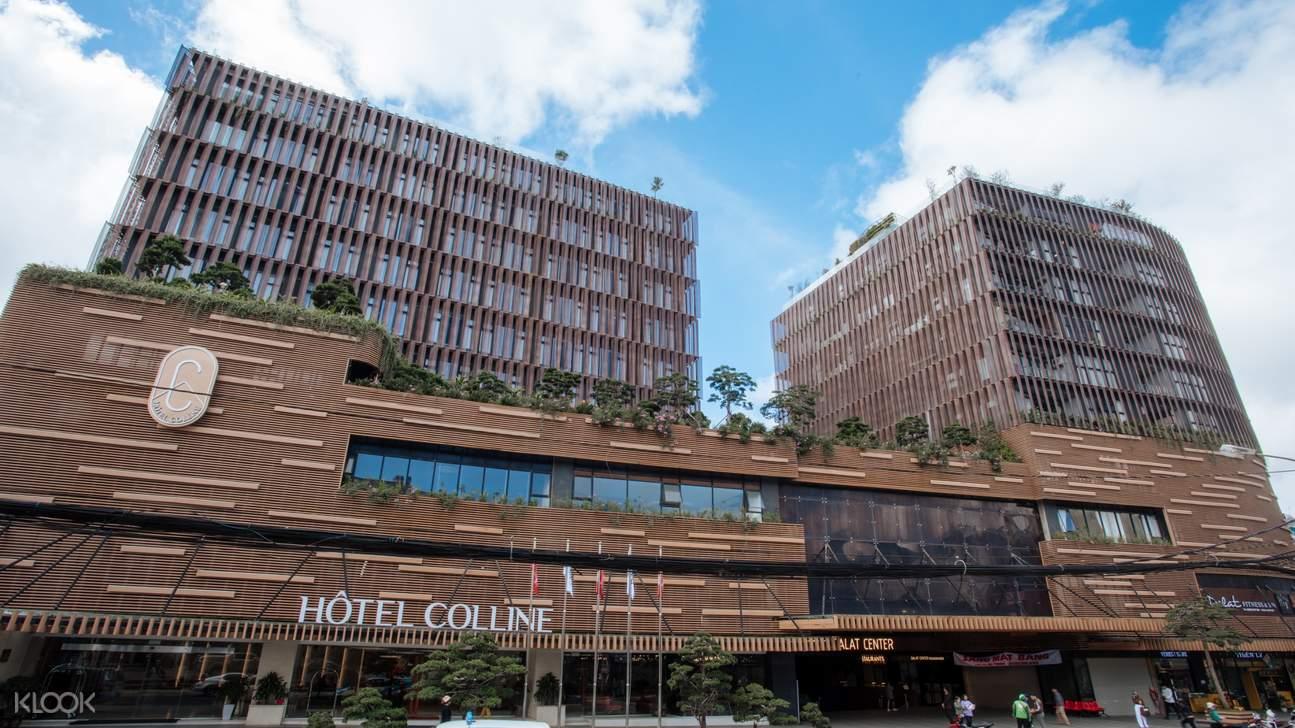 book hotel colline dalat