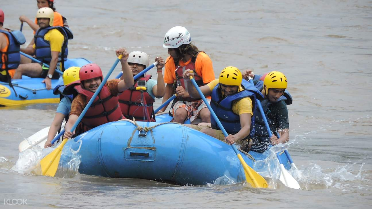 mhadei river rafting