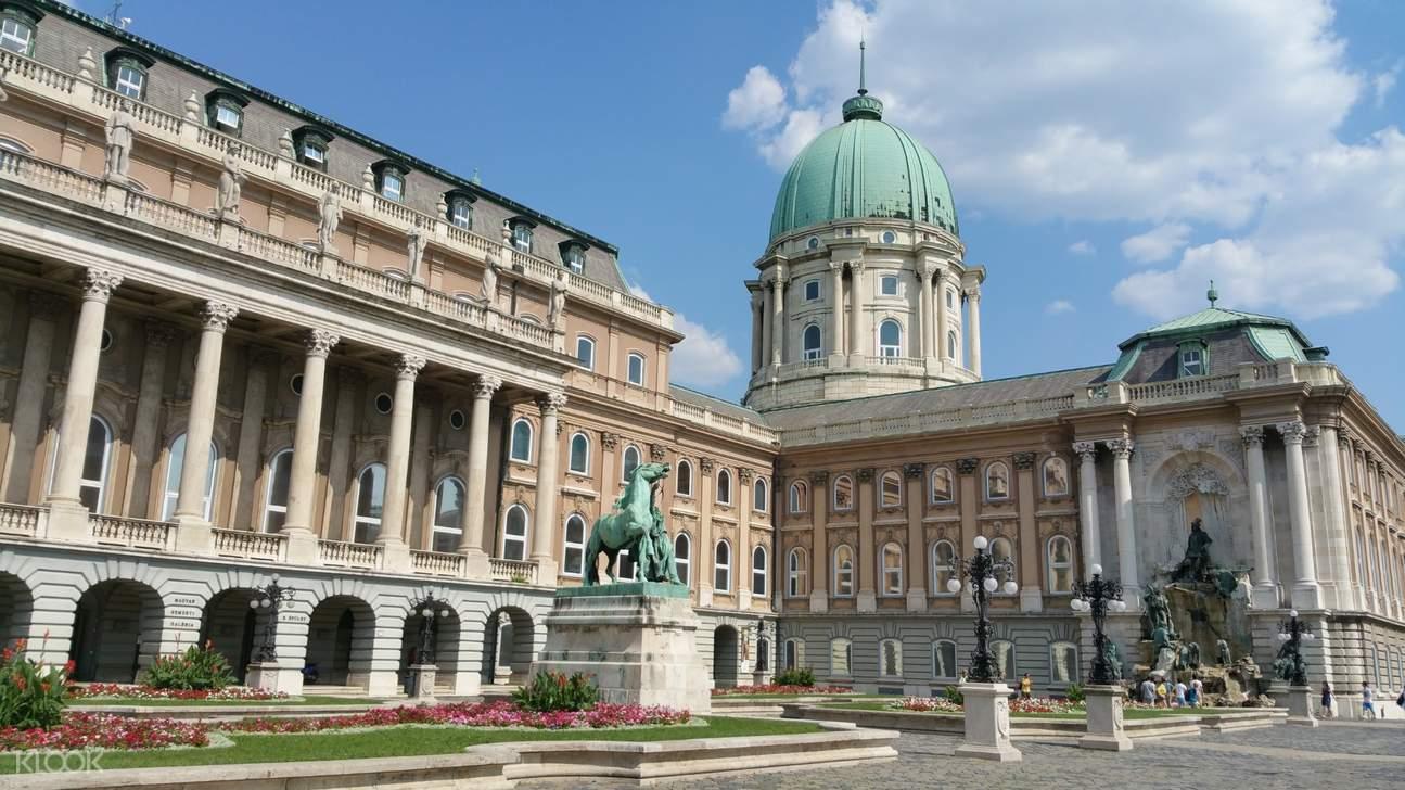 布達佩斯城市觀光通行證