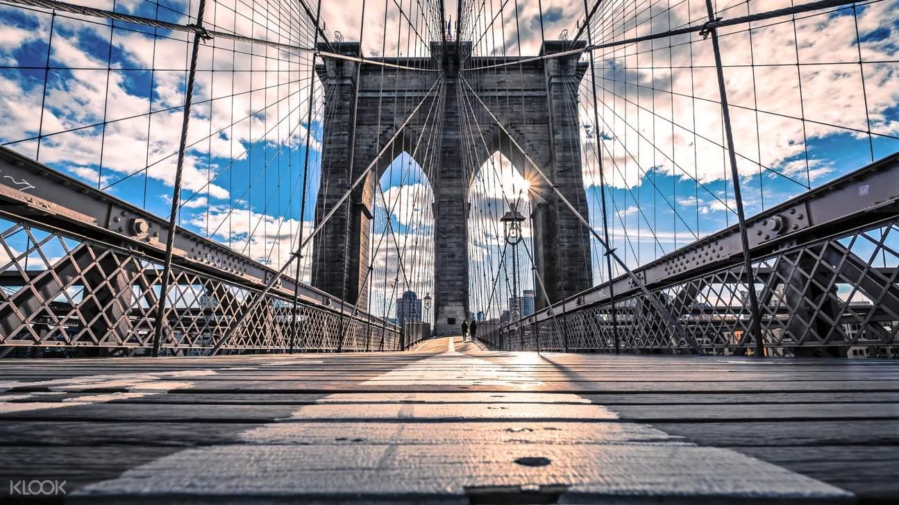 紐約布魯克林大橋之旅