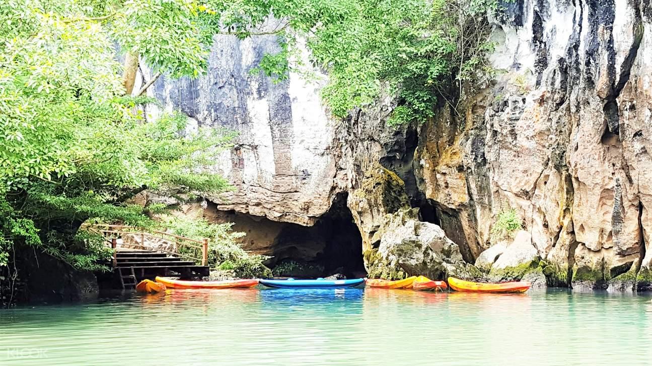 越南洞穴之旅
