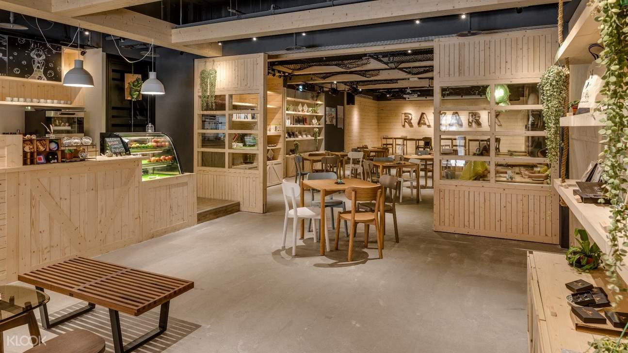兰空咖啡信义商圈,台北电玩咖啡,信义咖啡