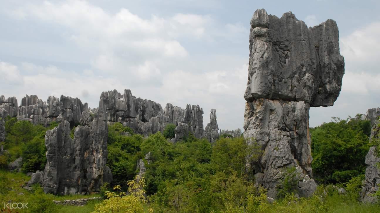 云南昆明石林风景区