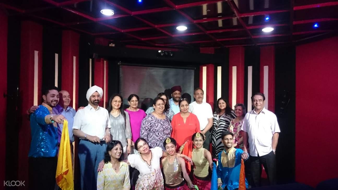 孟买宝莱坞电影制作厂体验游
